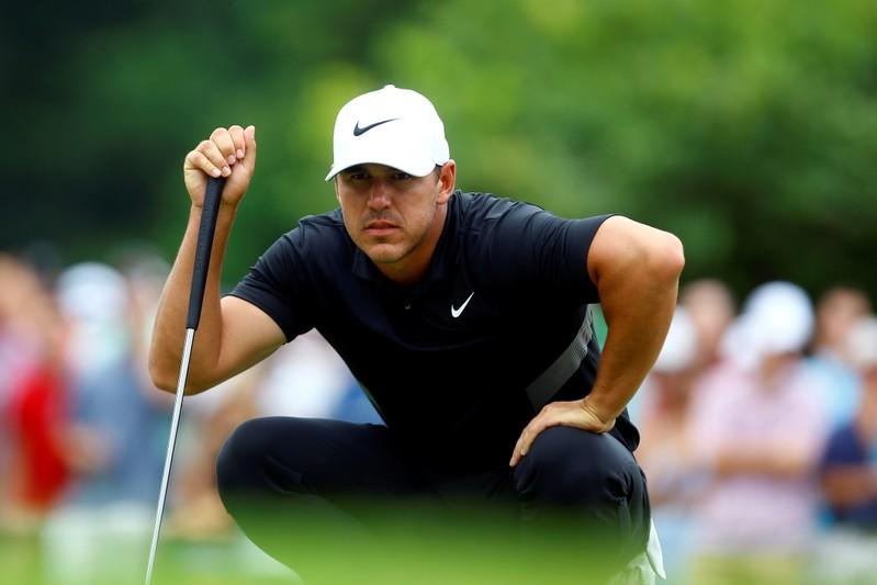 Koepka ruled out of Presidents Cup with injury