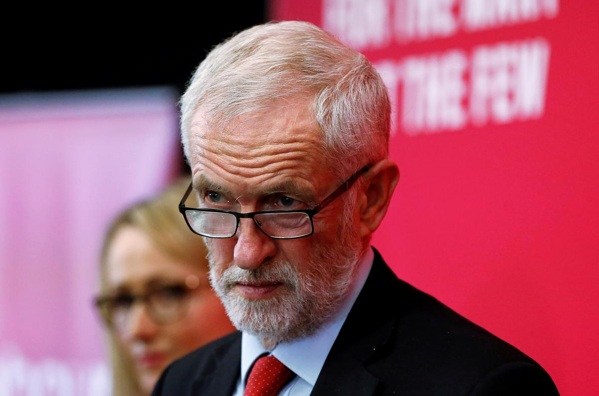 'Radical and ambitious': Britain's Labour to unveil election platform