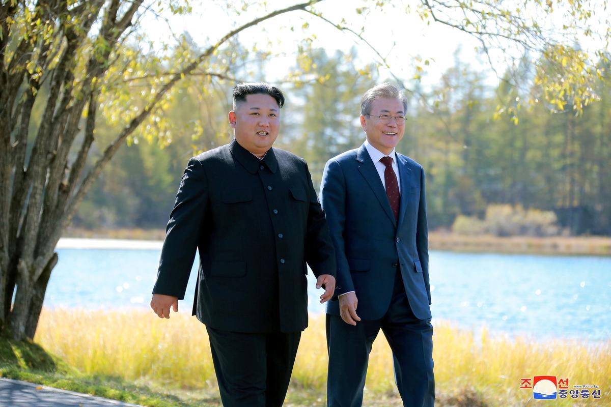 North Korea says 'pointless' for Kim to attend South Korea ASEAN summit