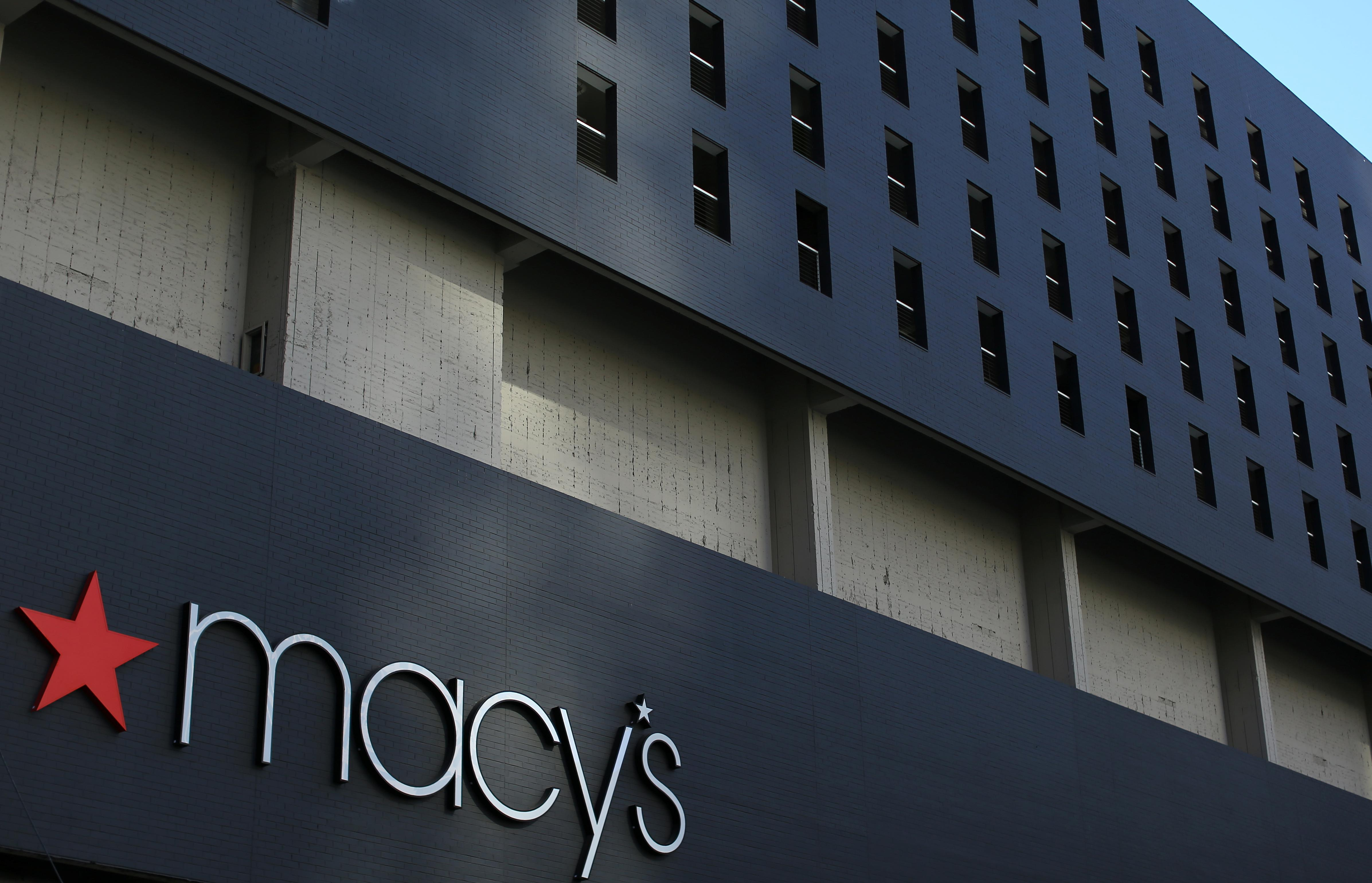 Macy's cuts profit outlook as tourist numbers drop