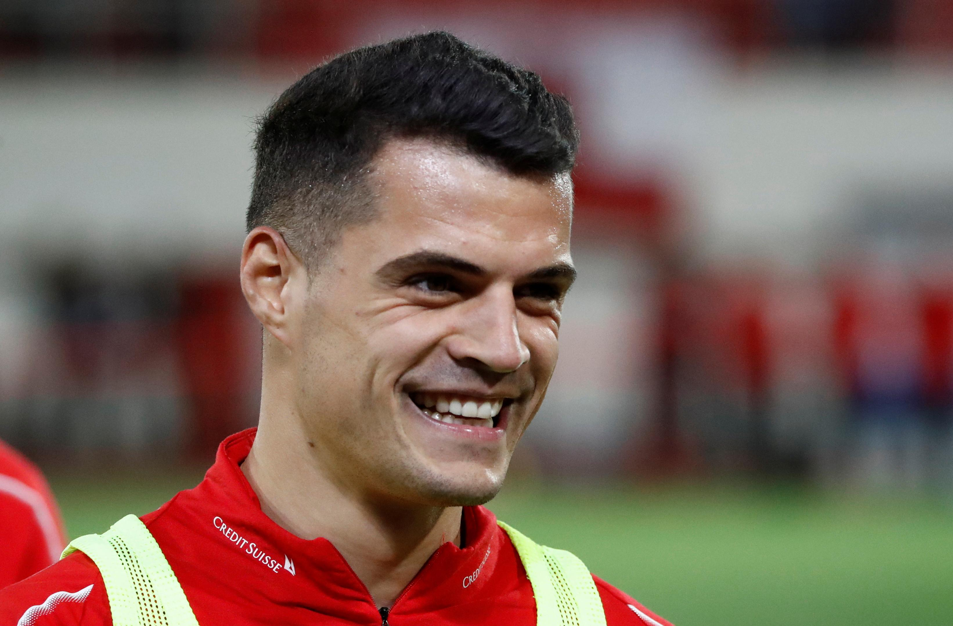 Arsenal's Emery could recall Xhaka for Saints clash