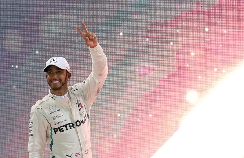 Motor racing: Hamilton can sign off in style at Abu Dhabi finale
