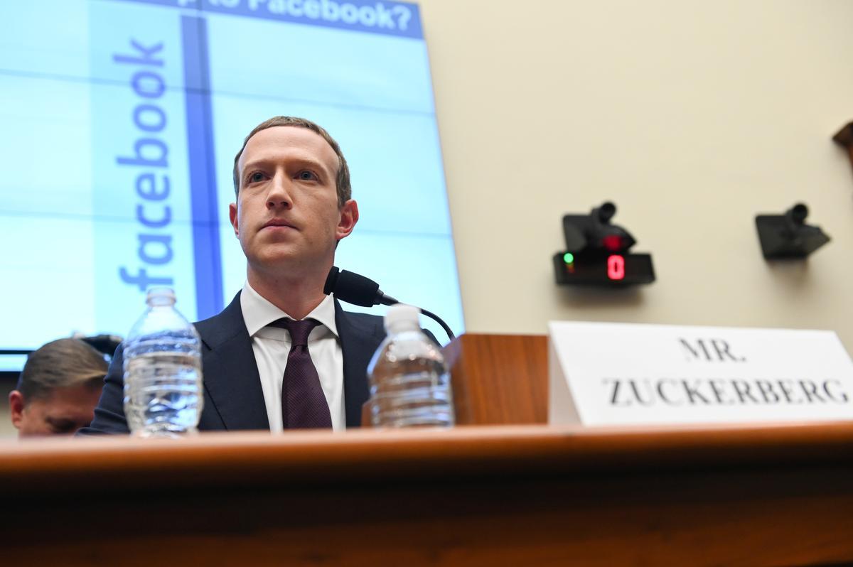 Zuckerberg denies that Trump tried to lobby against ban on political ads: CBS