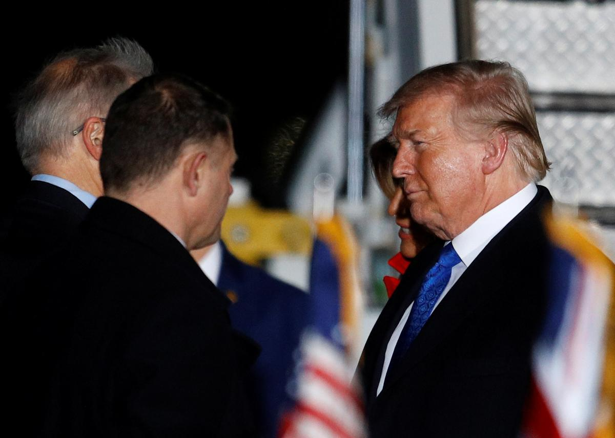 NATO summit toasts 70 years. But is it waving or drowning?