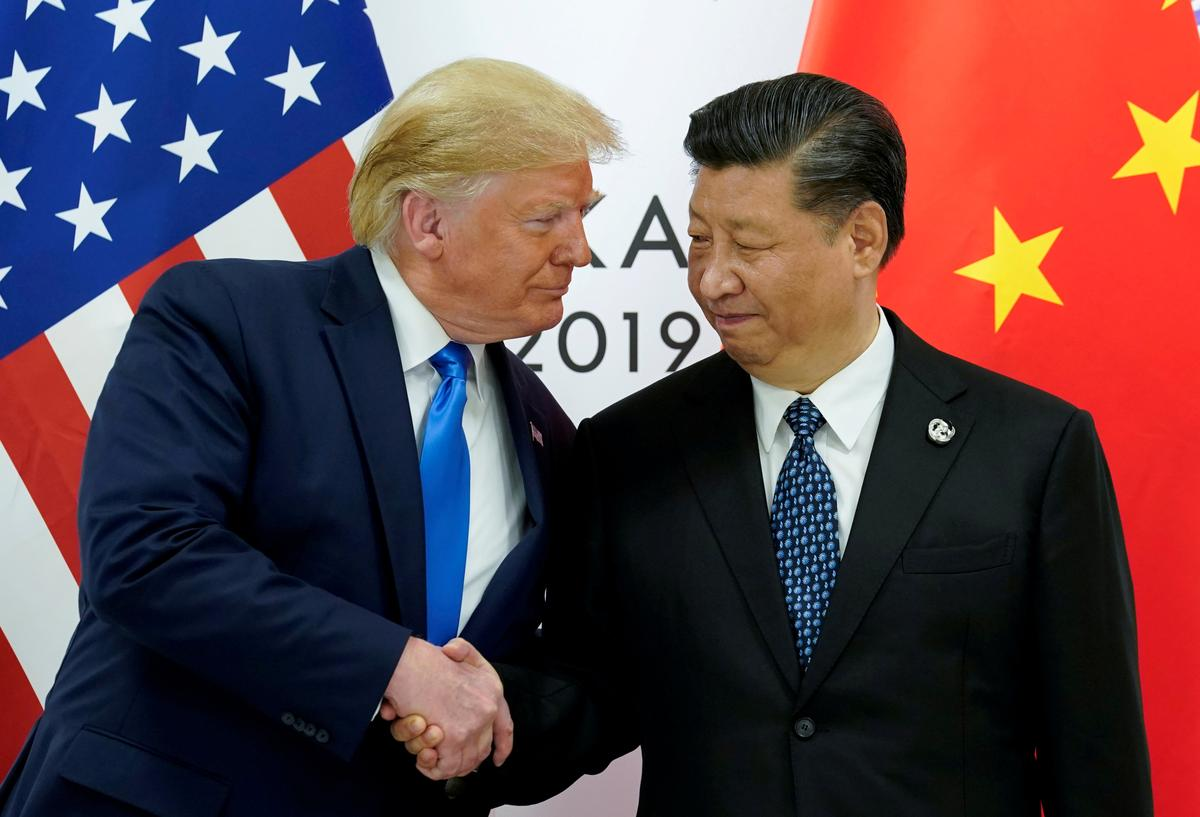 Trump says China trade deal may have to wait amid sticking points in talks