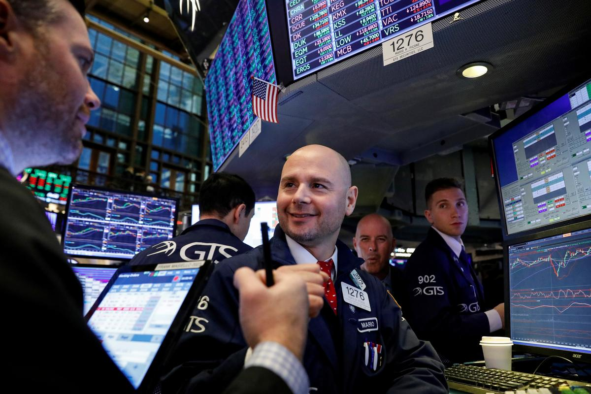 Wall Street set to rise again on trade deal hopes