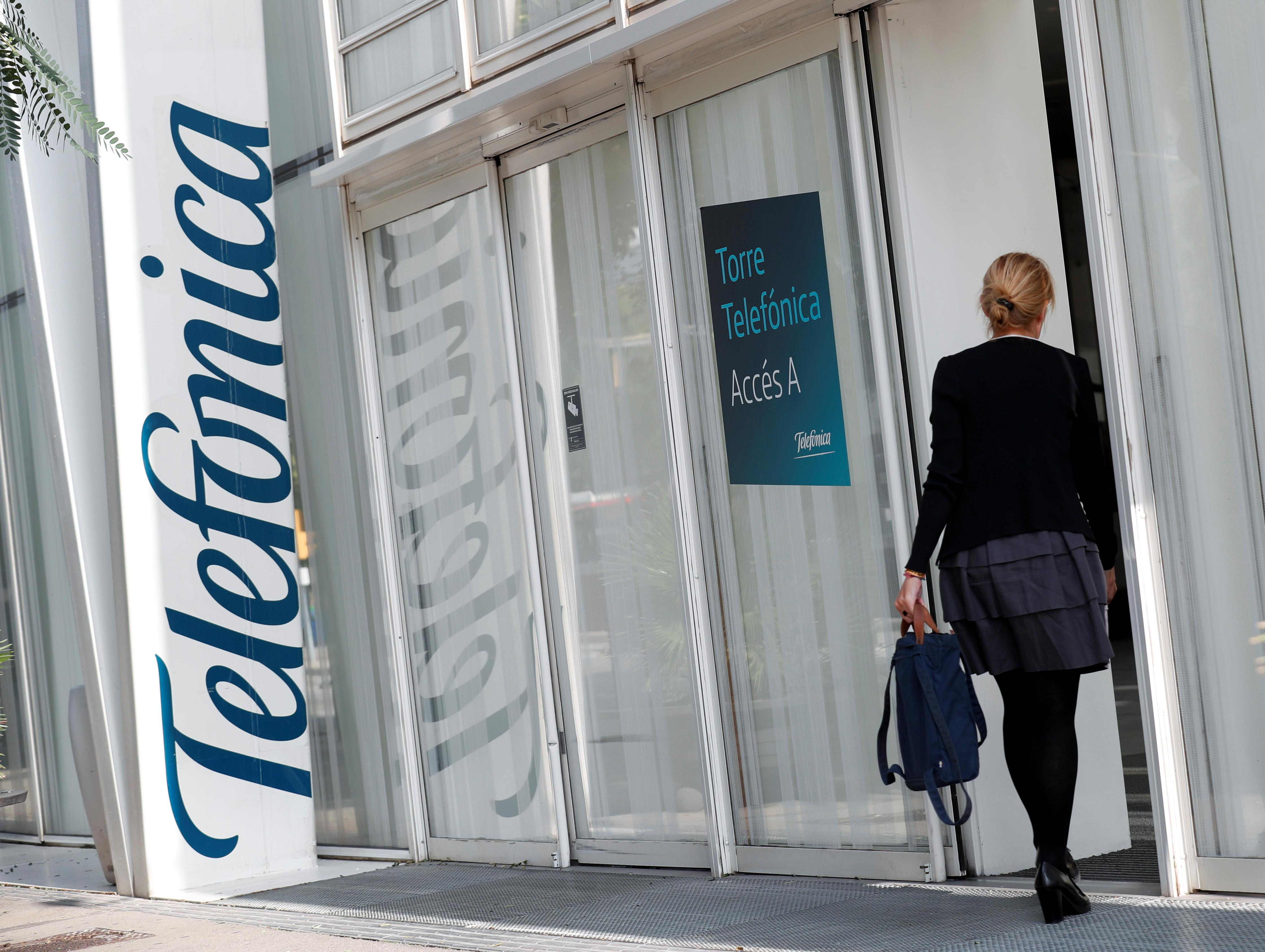 Telefonica to choose another supplier alongside Huawei for 5G network