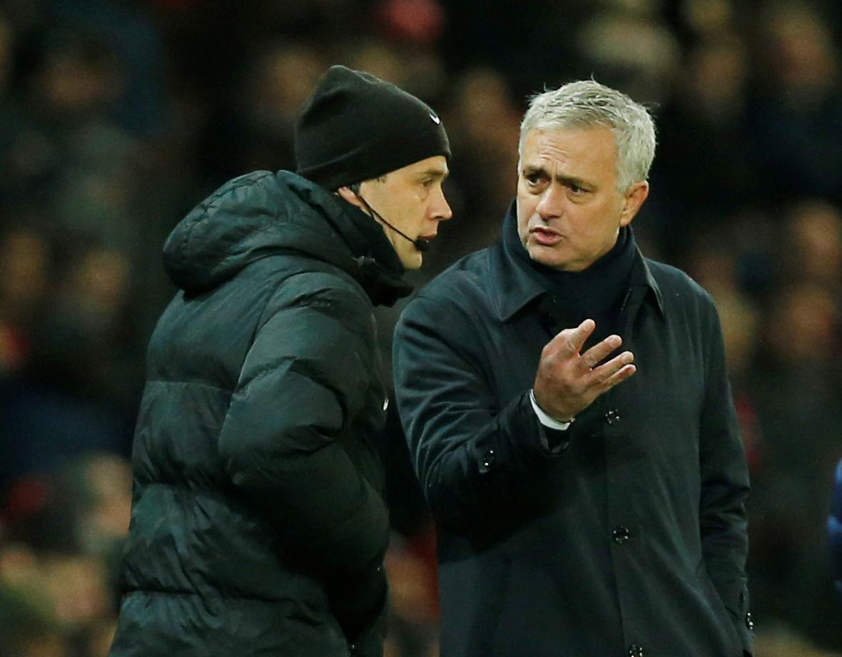 Spurs must fix leaky defence and stop cheap goals - Mourinho