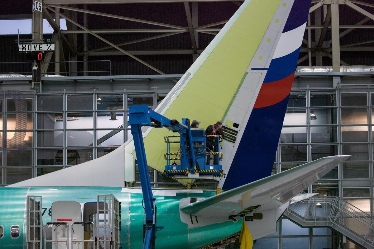 FAA seeks $3.9 million fine from Boeing for defective parts on 737...