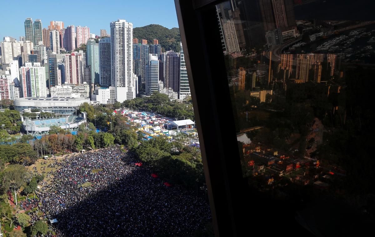 What people in Hong Kong are saying after six months of demonstrations