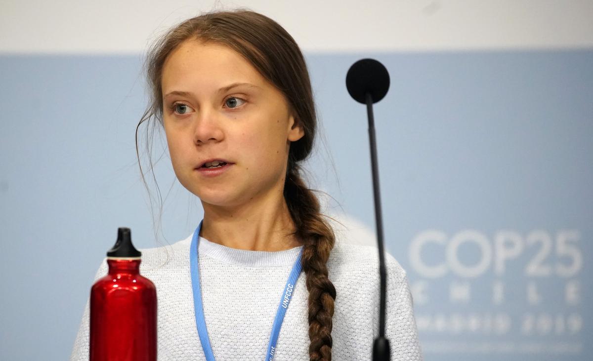 Activist Thunberg turns spotlight on indigenous struggle at climate...