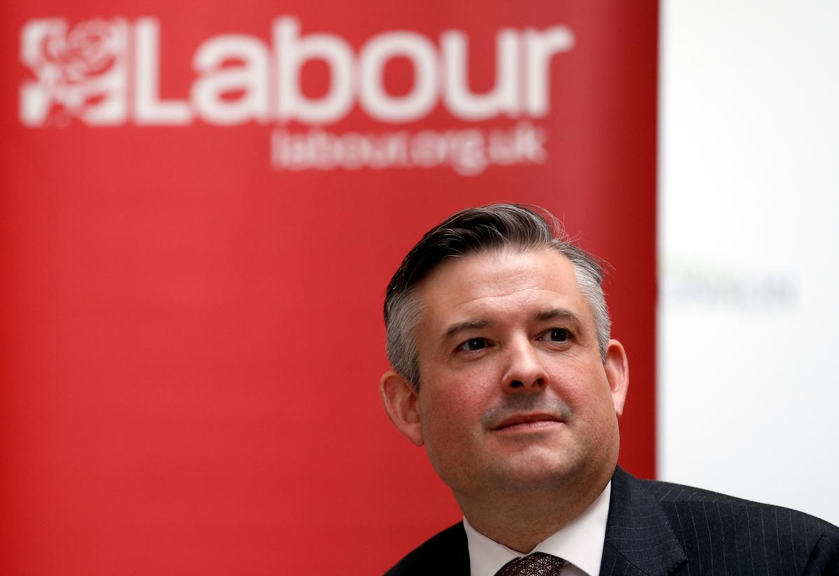 Labour will not win UK election, says senior Labour figure in leaked recording