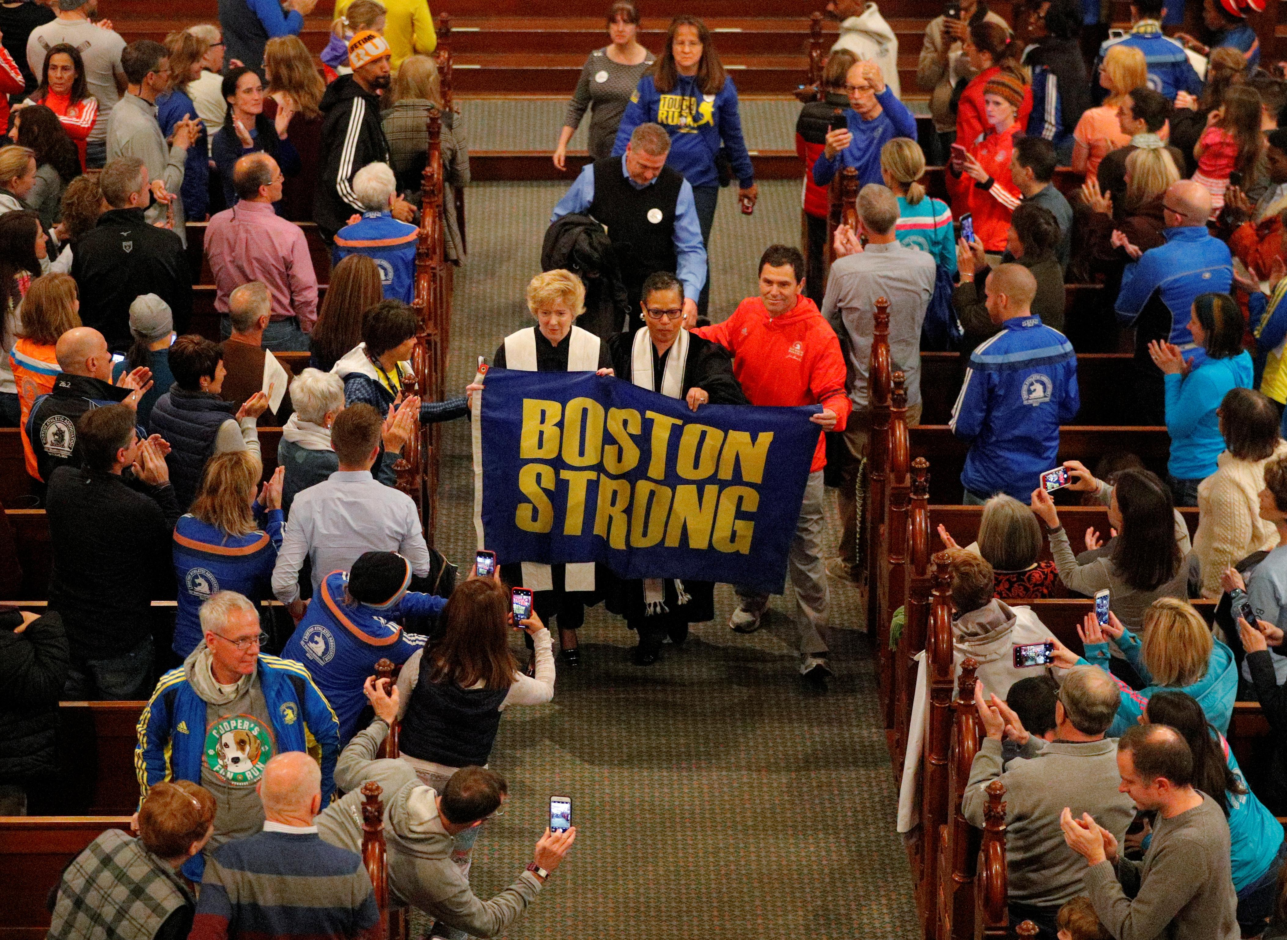 Boston's trauma to be dissected as marathon bomber appeals death...