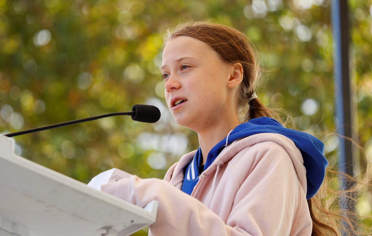 Trump mocks teen climate activist Thunberg: 'Chill Greta, Chill'