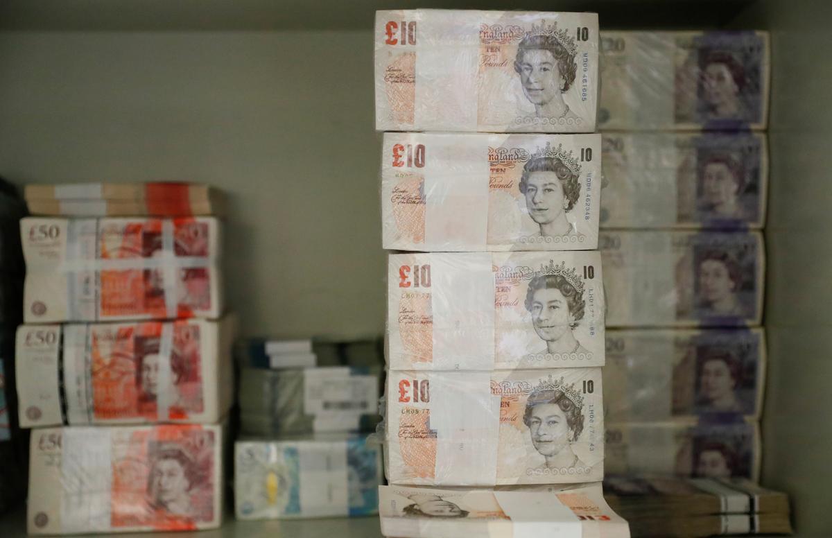 Pound soars as Johnson scores landslide British election win