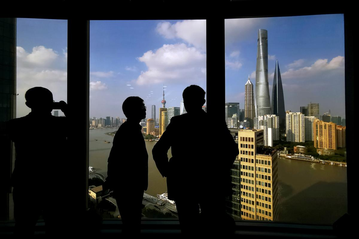 Asian business sentiment bounces back, but caution abounds: Thomson ReutersINSEAD survey