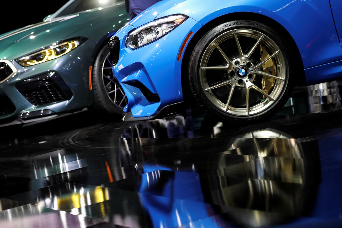 BMW says being investigated by U.S. SEC