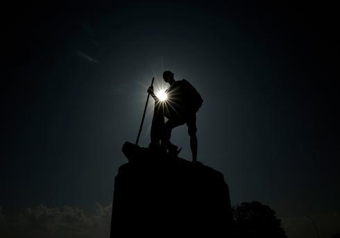 Annular solar eclipse: India