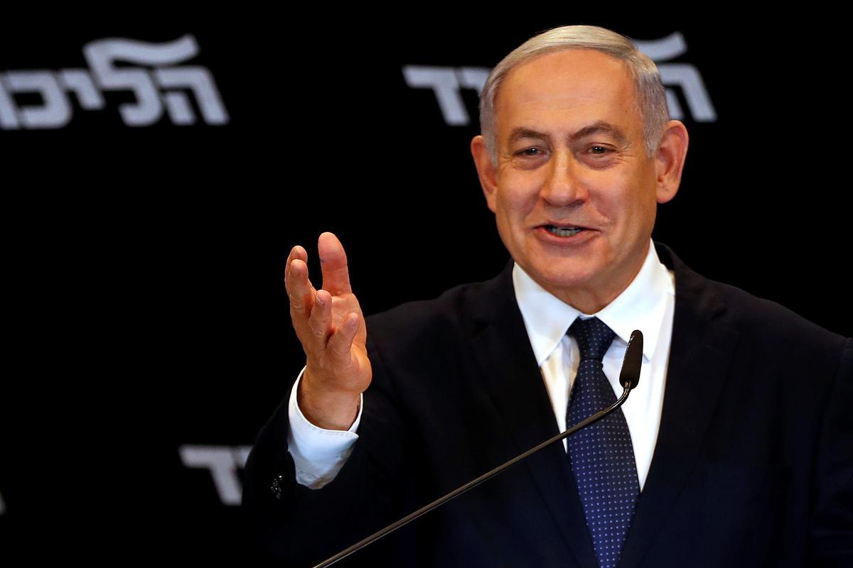 Israel's Netanyahu says he will seek immunity in graft cases