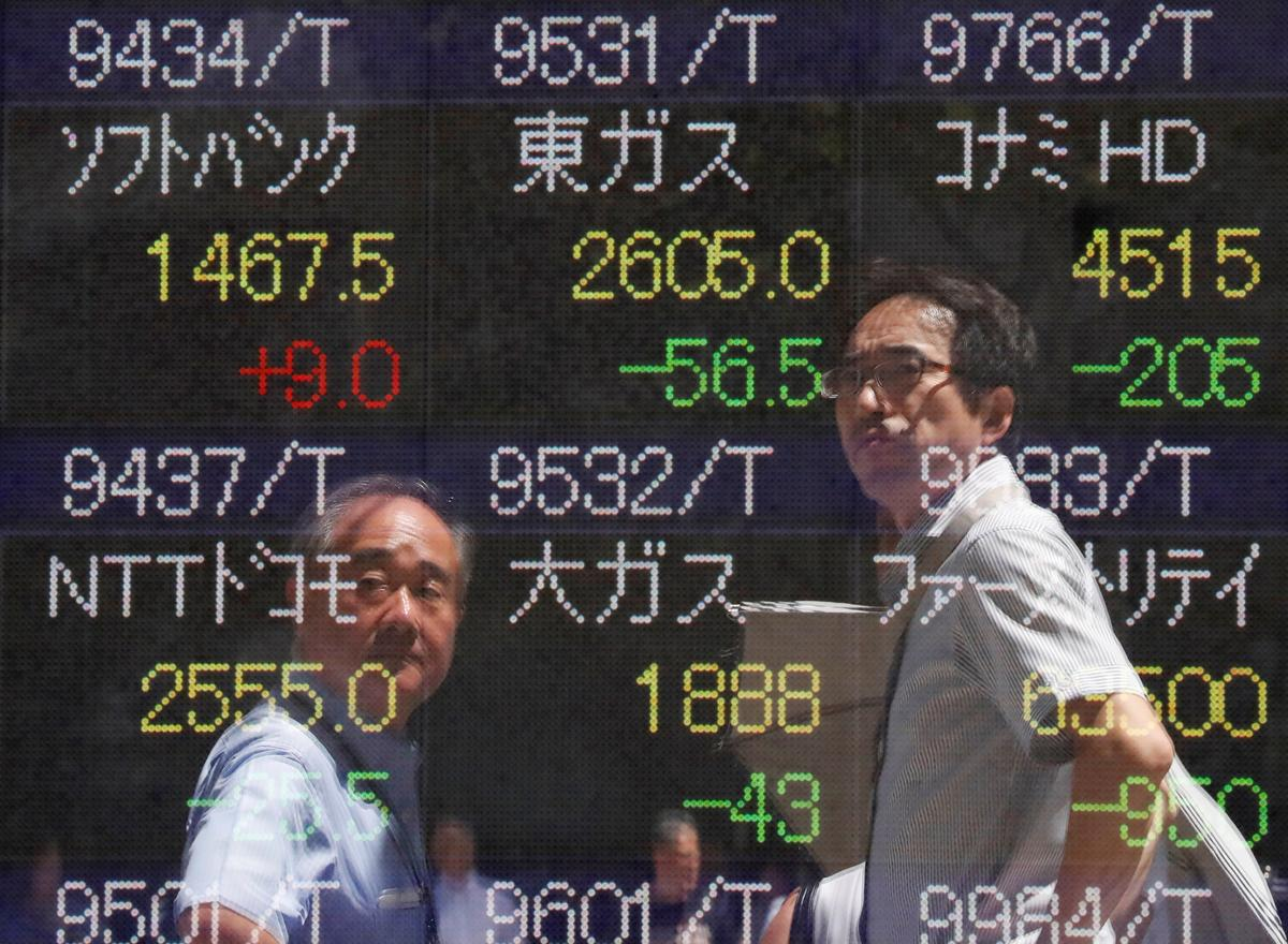 Asian shares rise on China's policy easing, trade deal hopes
