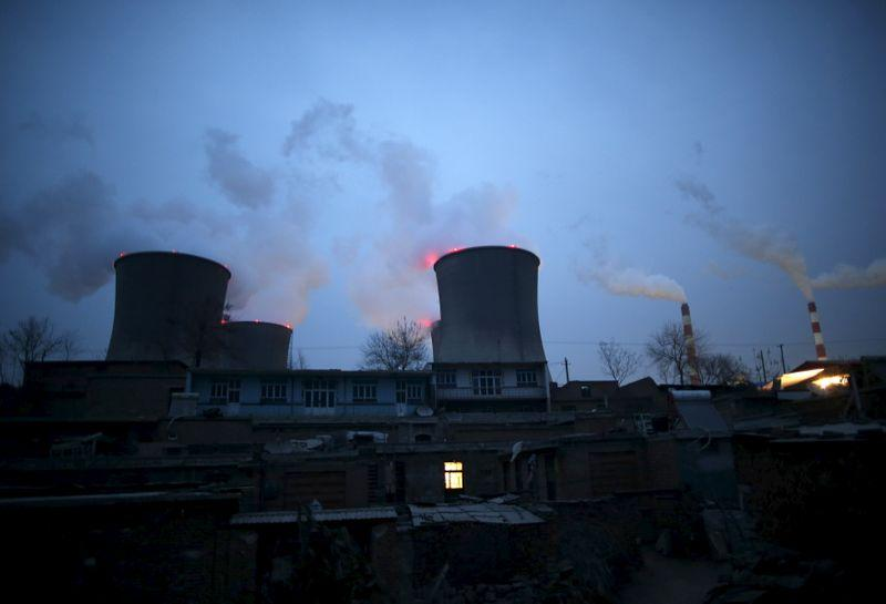 China must cancel new coal plants to achieve climate goals: study
