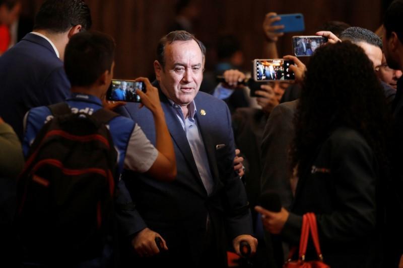 Incoming Guatemalan president to keep Israeli embassy in Jerusalem