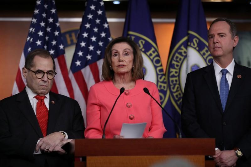Schiff to lead prosecution of Trump in Senate impeachment: Pelosi