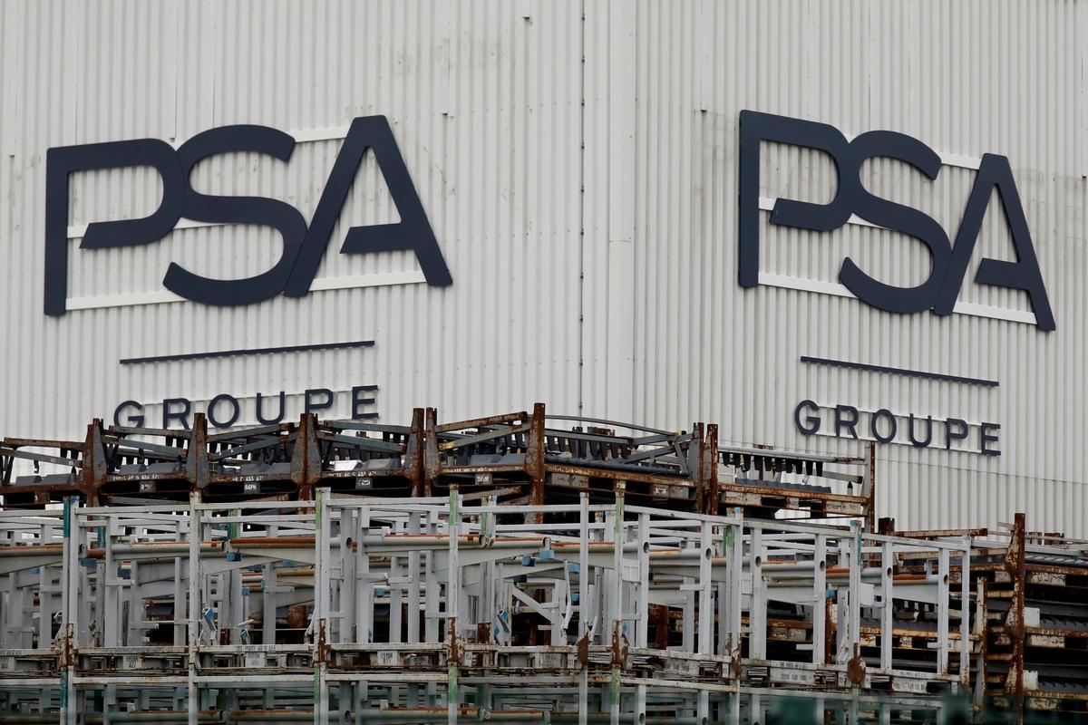 PSA Group 2019 sales slump 10% after record 2018