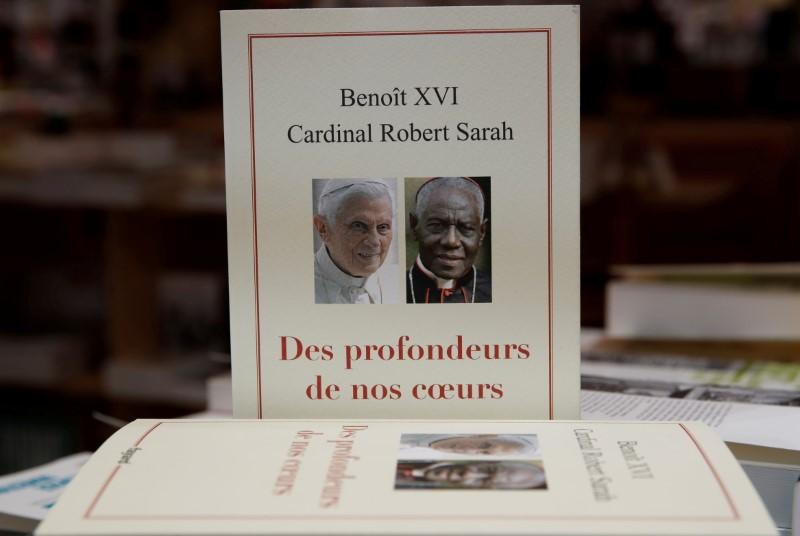 Amid Benedict book controversy, Vatican officials see need for...