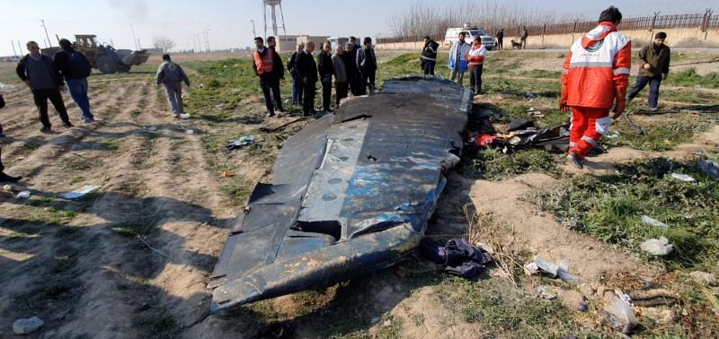 Don't turn plane crash into political issue: Iran foreign ministry...