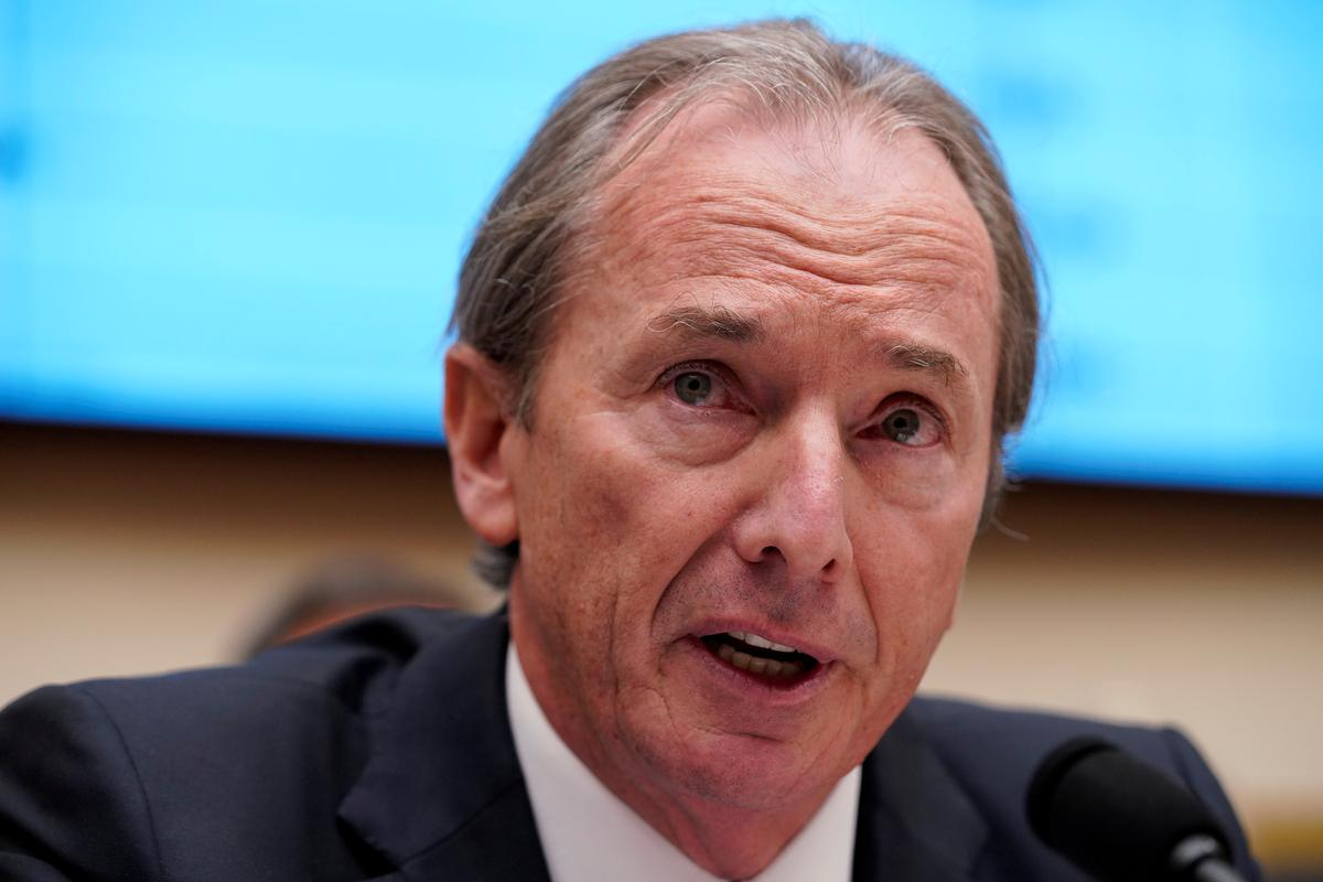 Morgan Stanley CEO Gorman's total 2019 pay falls 7% to $27 million