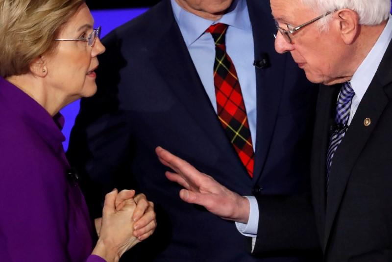 Sanders says being a woman, age could be 'problems' for 2020...