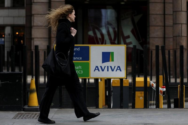 Aviva says Chairman Montague to retire in 2020