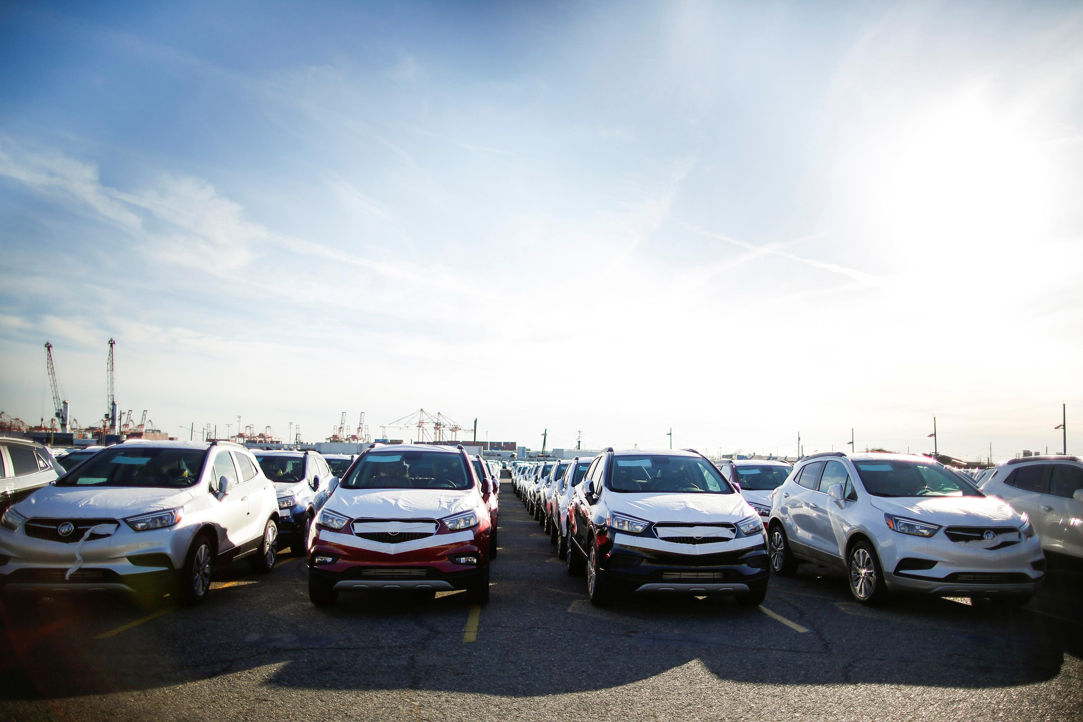 Trump administration won't turn over auto import probe report,...