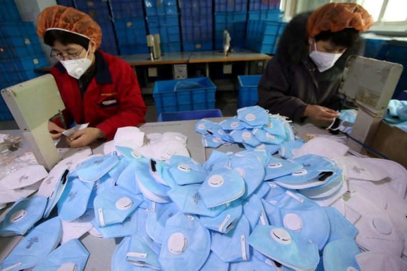 maske flu virus