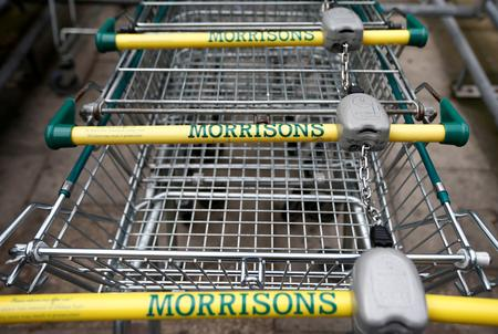 Britain's Morrisons axes 3,000 management jobs in stores shake-up