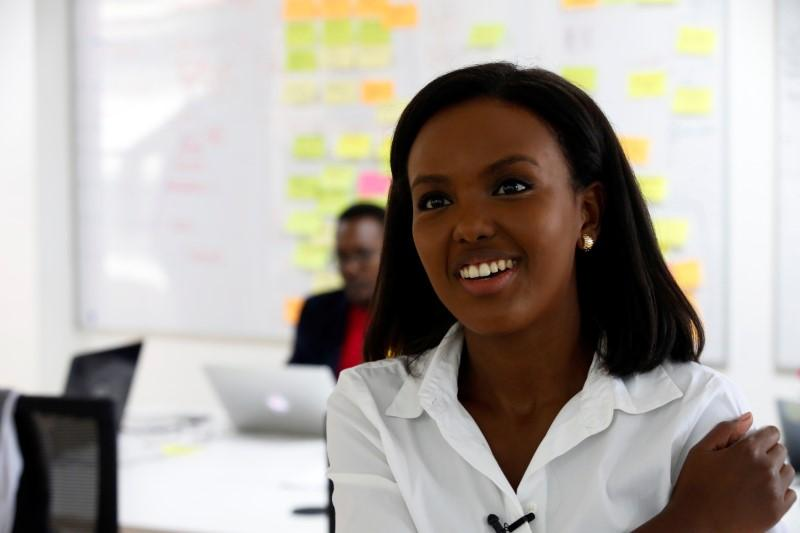 Kenyan woman, 26, sets up country's first digital car insurance...