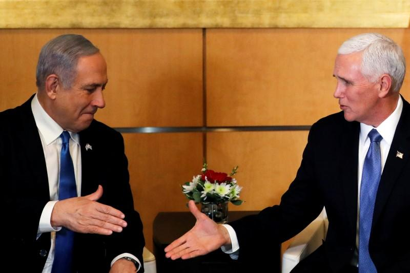 Trump to unveil long-stalled Middle East peace plan ahead of Israeli leaders' visit