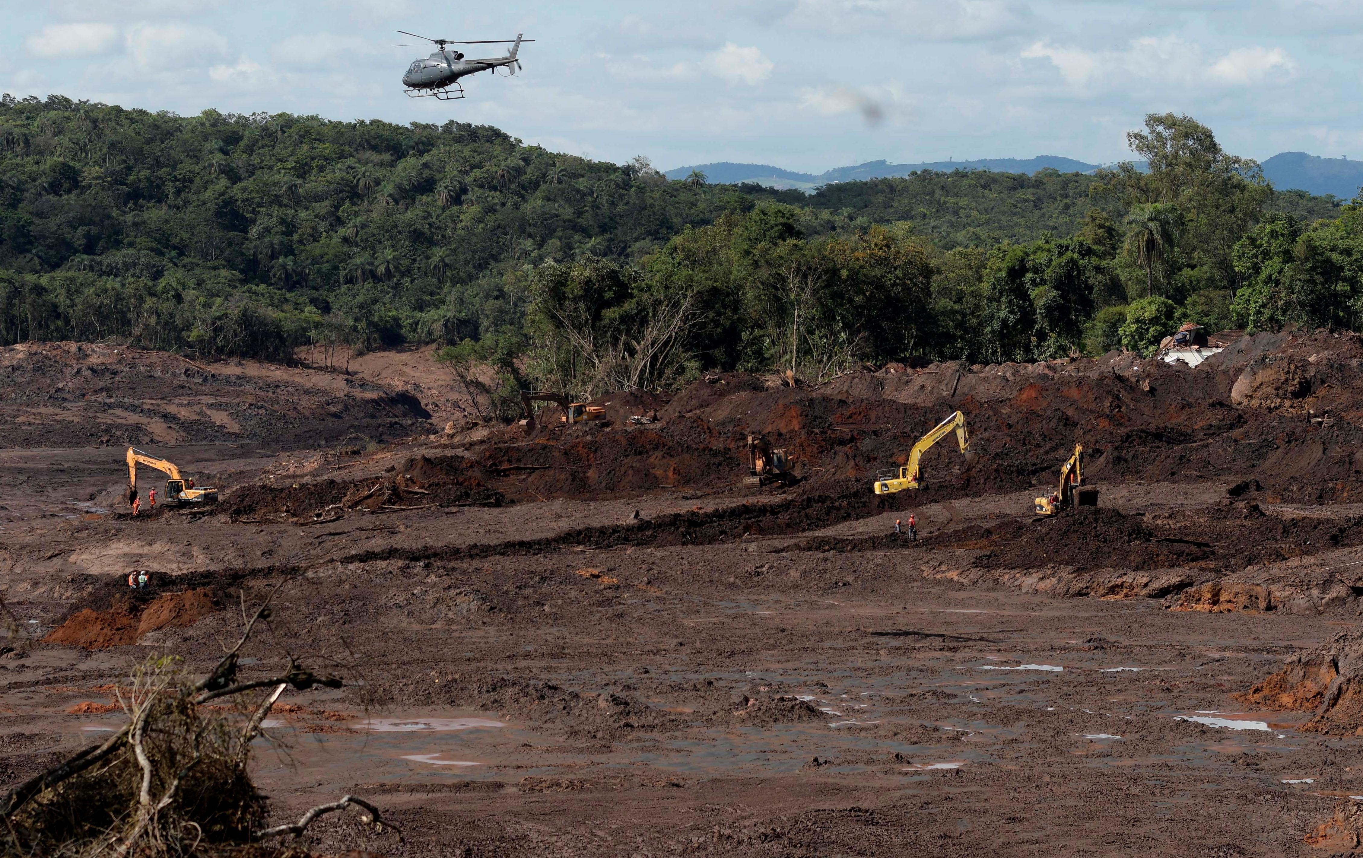 One year after Vale dam break, pain runs deep in Brazil mine...