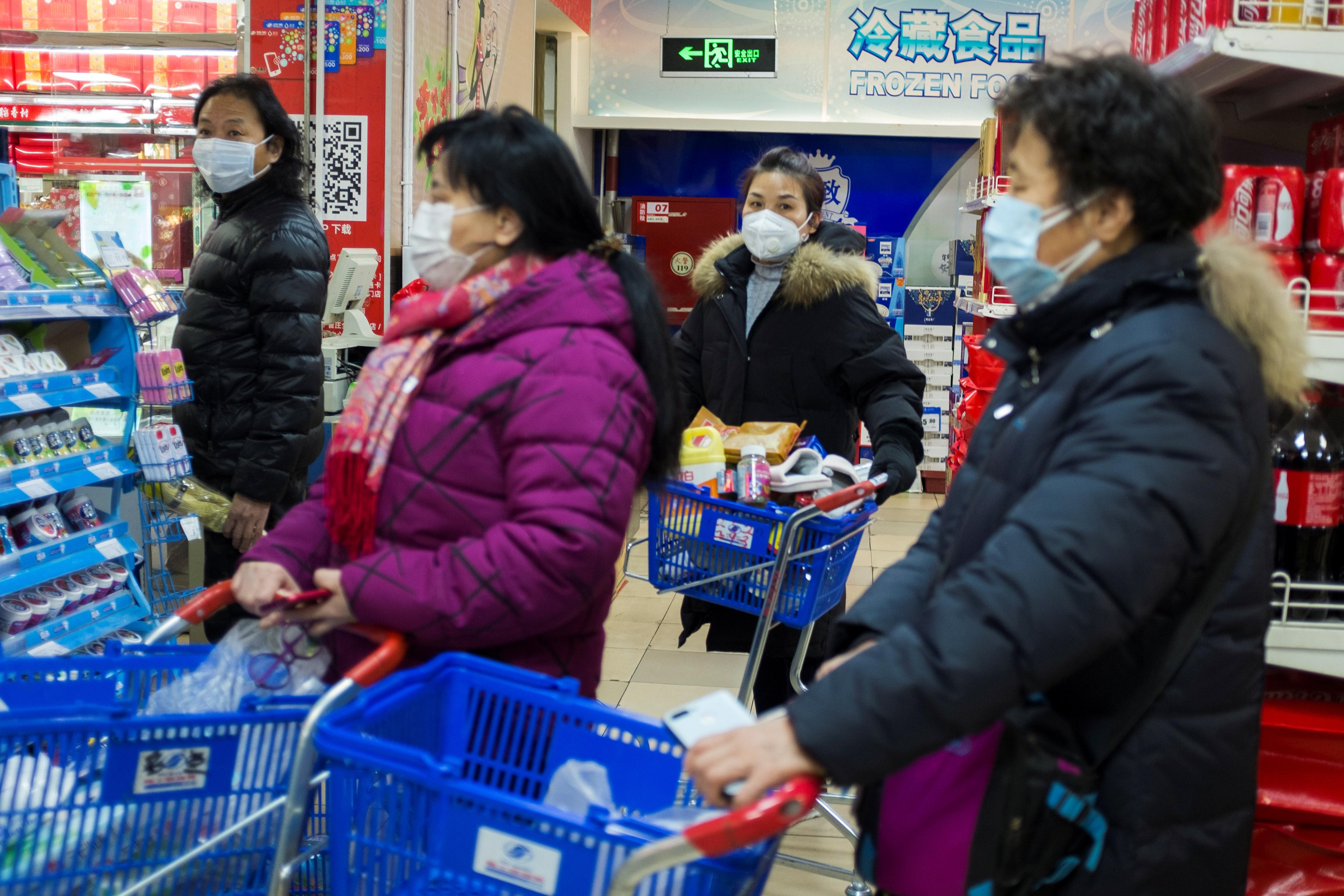 Latest on the coronavirus spreading in China and beyond