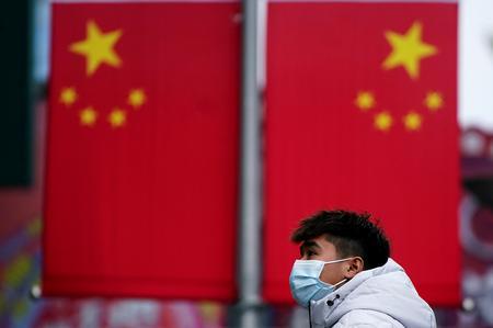 China virus outbreak pressures already weakened economy