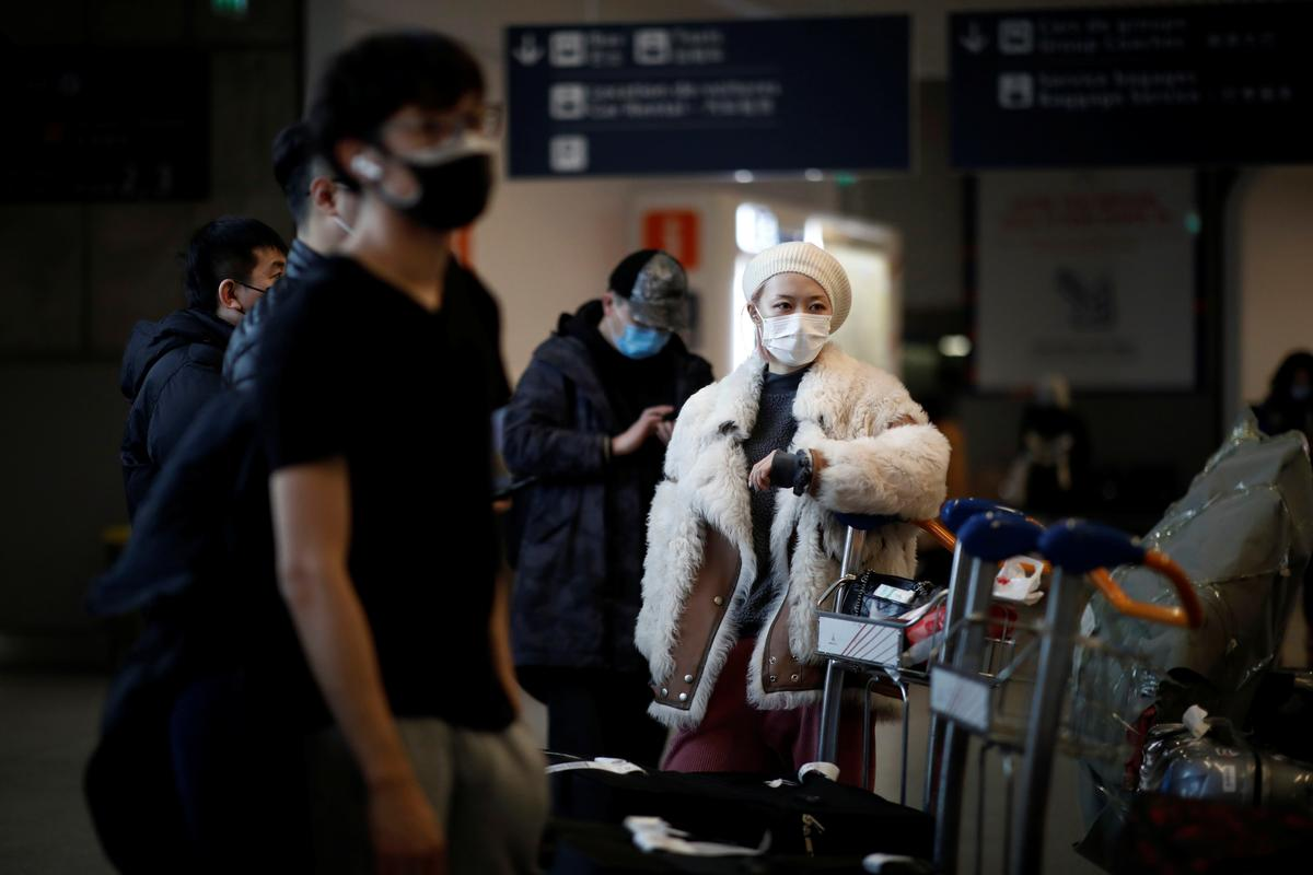European travel firms cancel trips to China as virus fears grow