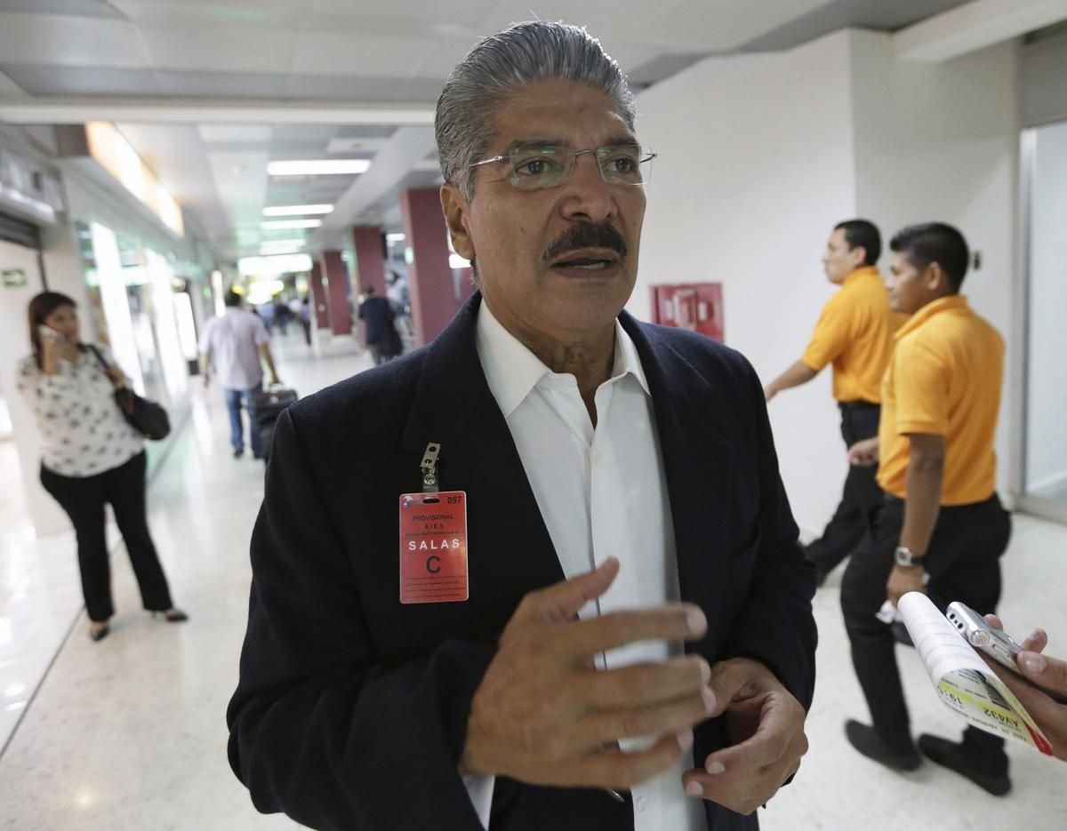 Salvadoran Congress asked to strip former presidential candidate of immunity