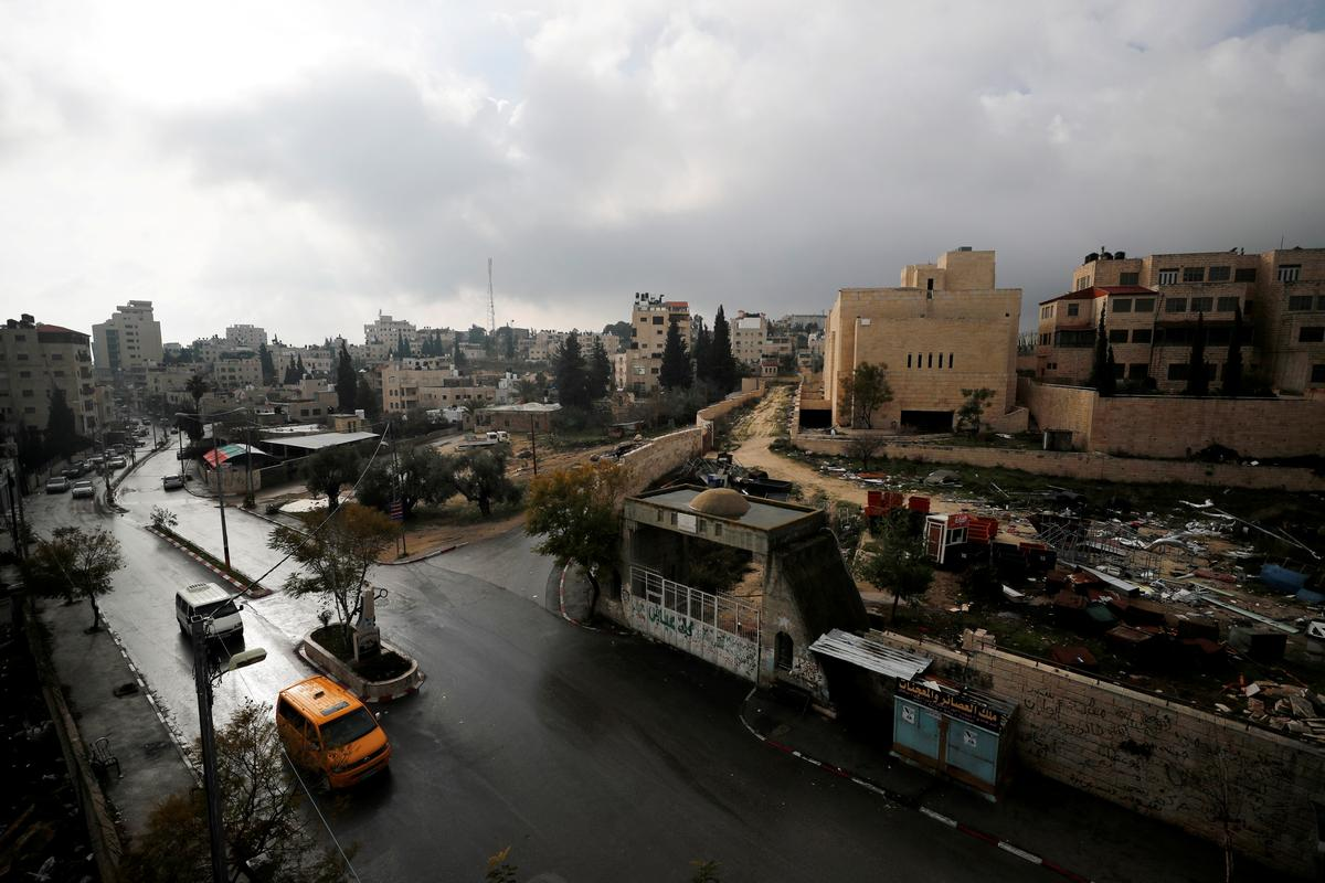 Abu Dis, an unlikely capital for a future Palestinian state