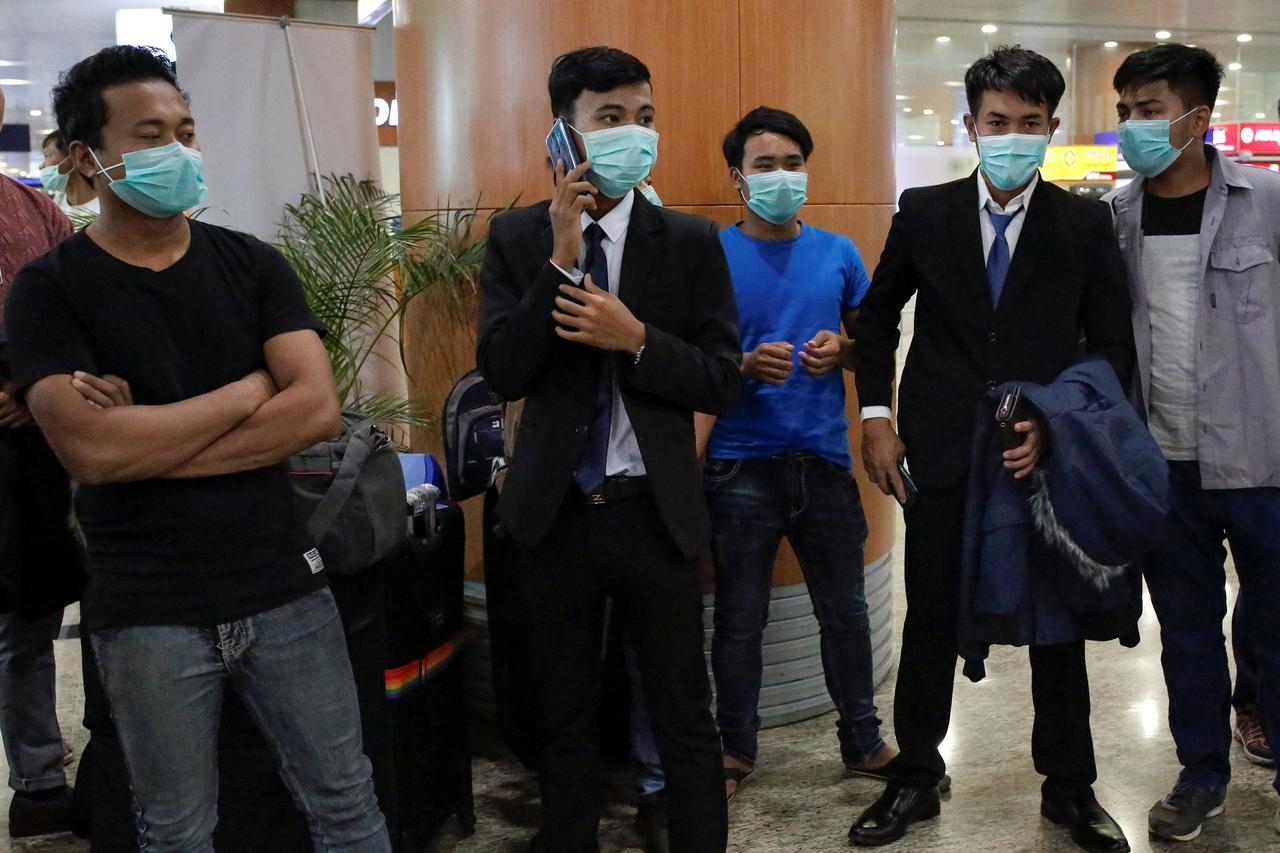 Myanmar turns back China Southern flight over coronavirus fears ...