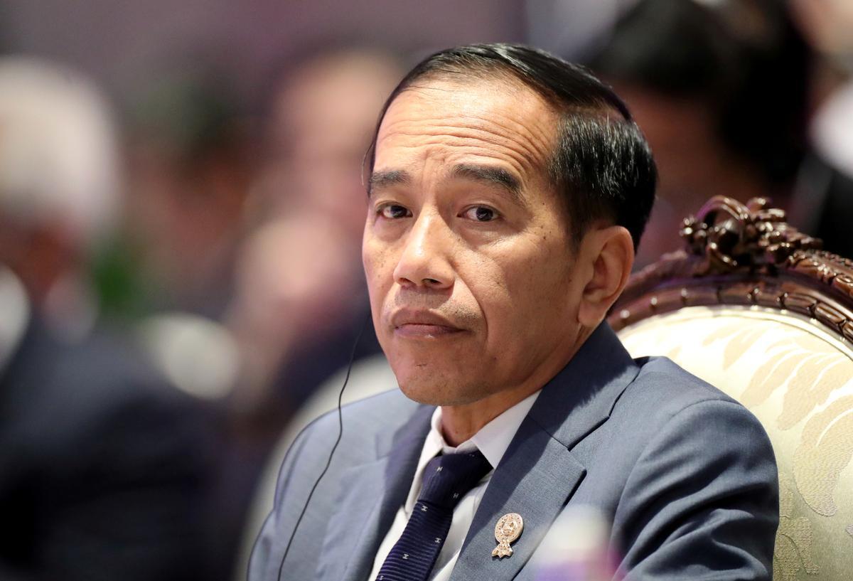 Australia and Indonesia must be partners in Pacific development: Widodo