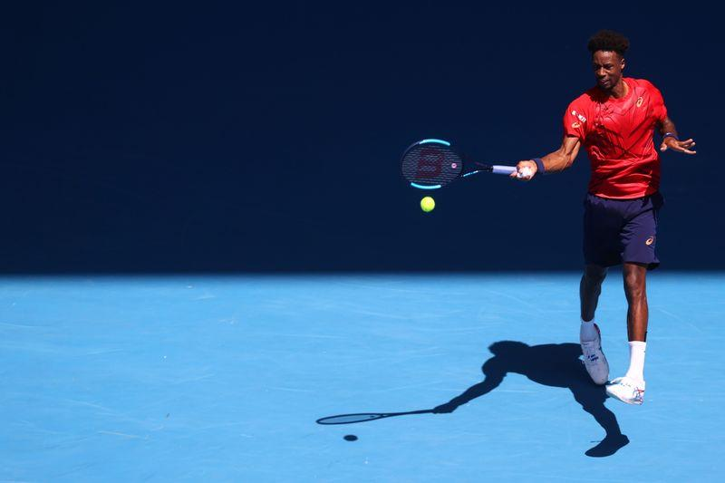 Holder Monfils to face Auger-Aliassime in Rotterdam final