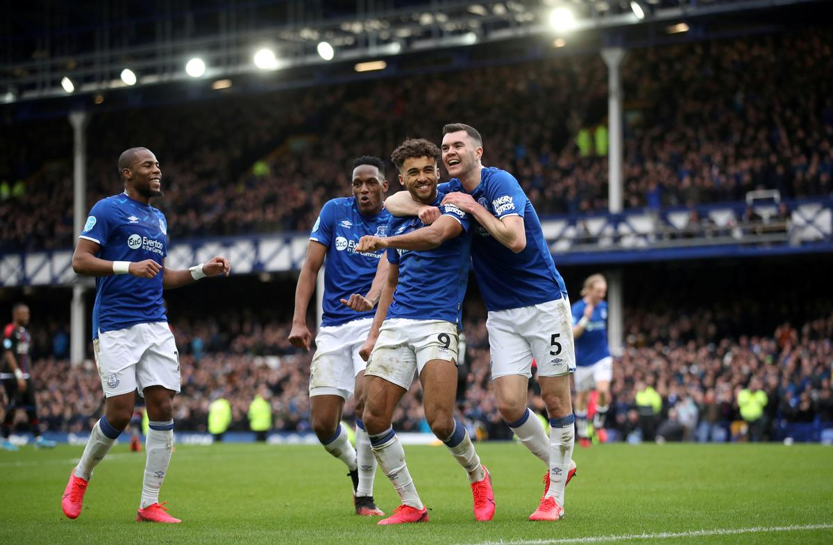 Everton and Racing Point F1 split with bet firm SportPesa