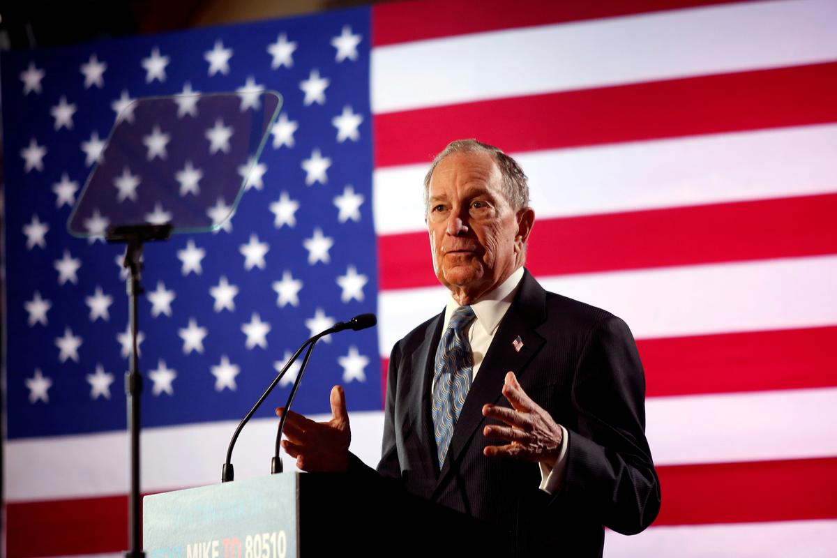 Bloomberg qualifies for next debate, and rivals are getting ready