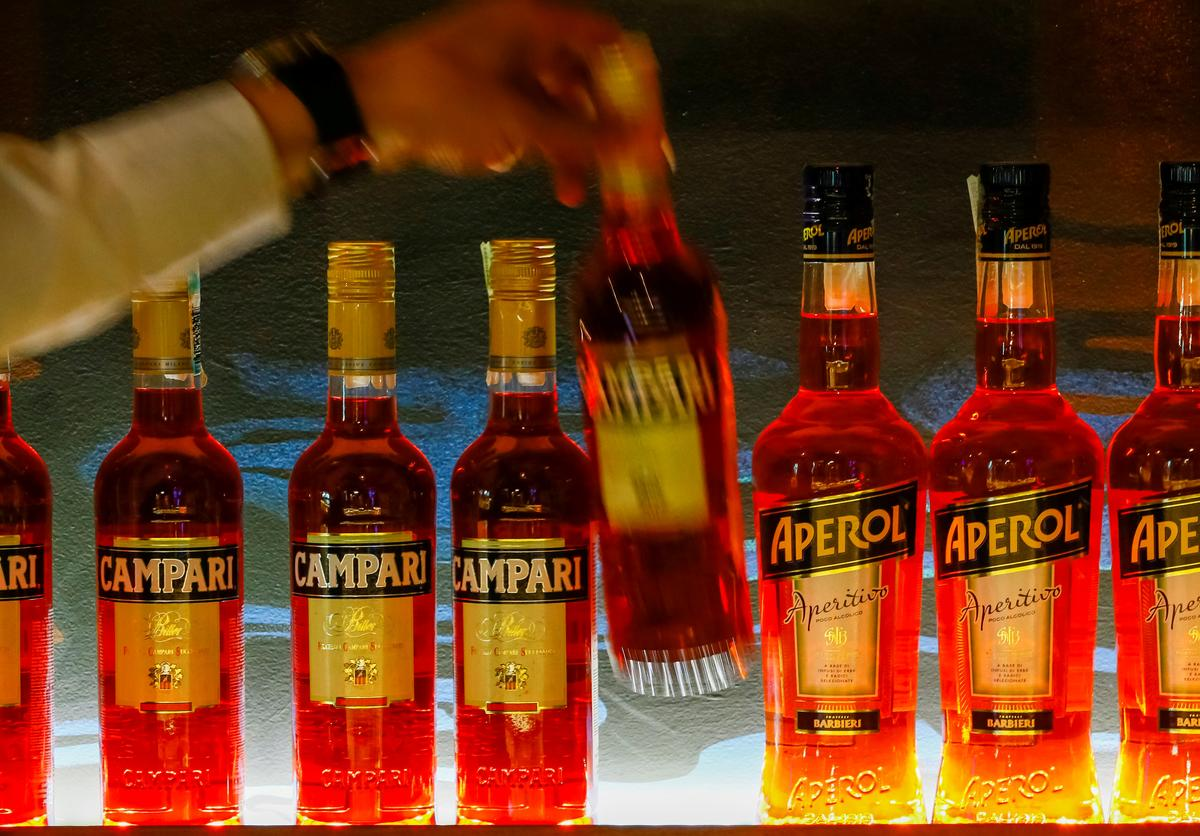 Italy's Campari to move registered office to the Netherlands